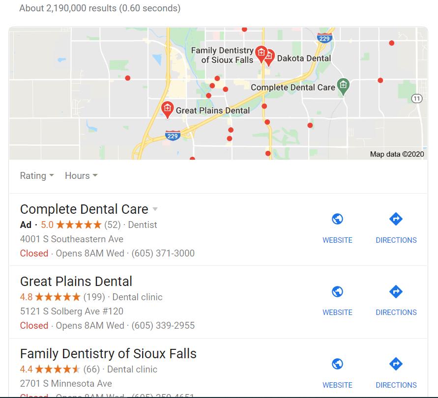dental marketing methods